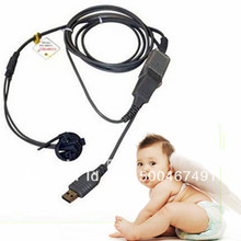CMS-PN PC Based USB Interface Infant SpO2 Pulse Oximeter Monitor-Free Software pc interface usb software pulse oximeter(China)