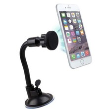 Universal Magnetic Car Mobile Phone Holder Air Outlet Car Mount Holder Stand Dock Windshield Magnetic Phone Holder for iphone 5s(China)
