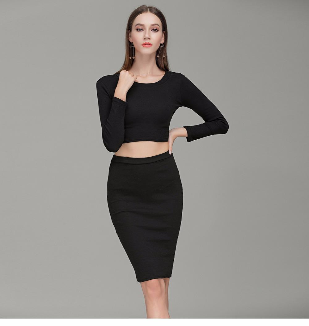Lihtsad kaheosalised kleidid