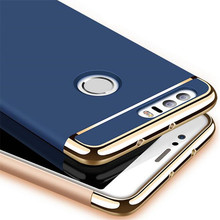 Luxury Matte Case For Huawei P10 Lite Case Mate 9 Pro P8 P9 Lite Case For Huawei Honor 8 5X 6X Case Huawei P10 Lite Full Cover