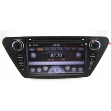 HD 1080P 7 inch Lifan X50 Car DVD GPS Player with GPS Navigation TV Bluetooth Radio Russian menu language,MAP gift