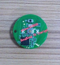 NRF51822 Microcontroller/The bop lost/support apple and android/low power/bluetooth 4.0 circle Round Module