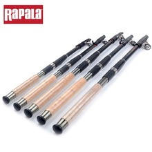 Rapala Brand THUNDER STICK Carbon Fiber Fishing Rod Telescopic Fishing Pole Carp Feeder Spinning Rod 2.1m 2.4m 2.7m 3.0m 3.6m(China)