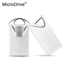Super mini silver USB Flash Drive 4 models 4GB 8GB 16GB 32GB 64GB Tiny USB Flash Drive Thumb drive / Car usb / Pen drive Gift(China)