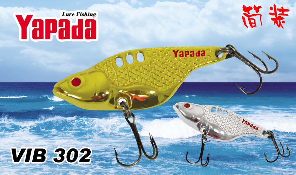 yapada metal vib 10g 15g 20g 25g fish eye with treble hooks spoon bait fishing lures isca artificial fish tackles accessories<br><br>Aliexpress