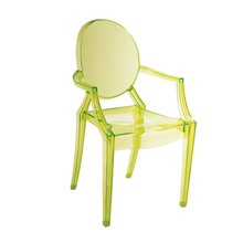 dining room furniture minimalist modern home furniture dining chair Transparent fashion Plastic chairs PC