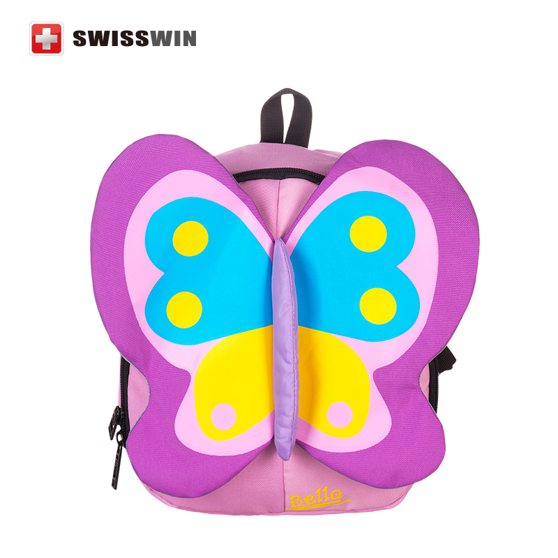2017 New Arrival Swisswin Designer Baby Bag swissgear wenger Light Weight Fashion Bag For Kids Waterproof School Backpack<br><br>Aliexpress
