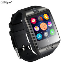 Aaliyah Fashion Men Women Smart Watchs For Android IOS Support TF Card 32GB Smart Electronics Health Monitor Intelligent Watchs