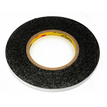 5mm * 50 meters 3M 9448 black Double Sided Adhesive Tape Sticky for Phone LCD Touch Pannel Display Screen Repair /Logo Adhesive