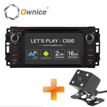 4G LTE 2G RAM Android 6.0 Quad Core Car DVD GPS Navi for Dodge Avenger Challenger Magnum Nitro Journey Jeep Patriot 2005 - 2014