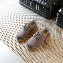 Top Selling Kids Shoes Boys Martin Boots Spring New Fashion Boys Gentleman Shoes Kids Soft Outdoor Boots Girls Shoes Size 21-30