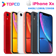 "Apple iPhone XR Factory Unlocked Original Mobile Phone 4G LTE 6.1"" Hexa-core 12MP&7MP RAM 3GB ROM 64GB/128GB/256GB(China)"