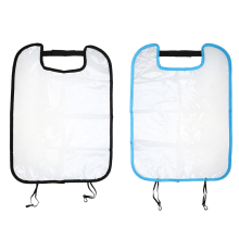 Children Auto Car Back Seat Protector, Kid Kicking Mat Clear Cover Case Waterproof Car Seat Back Cover for Kids Infant ME3L