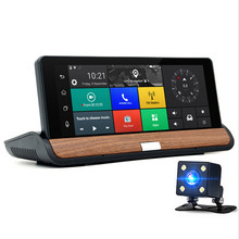 V40 7 inch 3G Car GPS Navigation Android dvrs Camera Recorder Rear view Bluetooth WIFI vehicle gps navigator Navitel/Europe Map