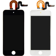 New Black White LCD Touch Digitizer Screen Assembly for iPod Touch 5 5th Gen Generation free shipping low cost