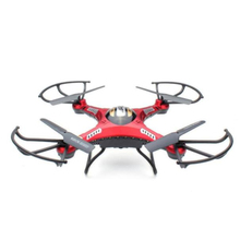 Niosung New JJRC H8DH 6-Axis Gyro 5.8G FPV RC Quadcopter Drone HD Camera With Monitor(China)