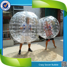 Promotion ! ! ! inflatable bubble soccer balls(China)
