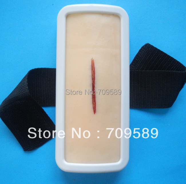Budget Wearable Medical Human Skin Suture Training Model,wound closure pad<br><br>Aliexpress