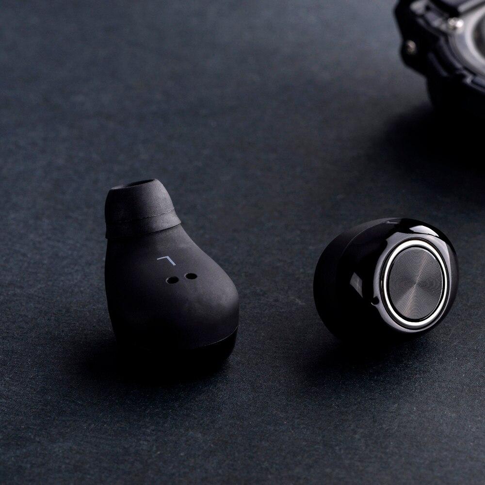 2017 Mini TWS Twins Wireless Bluetooth 4.2 Stereo Headset In-Ear Earphones Earbuds Levert Dropship oct13