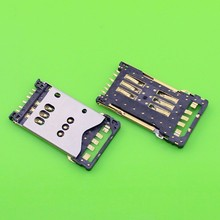 1PC memory card socket holder slot for Nokia N82 8800A 8830E 8820E N900 3120C 3250 tray reader module replacement,KA-105(China)