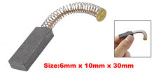Replacement 6mm x 10mm x 30mm Carbon Brush for Vacuum Cleaner
