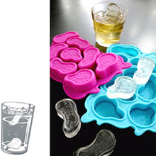 New Promotions Clock Mold Silicone Ice Cube Tools Ice Cream Ice Molds Cake Mould Cooking Tools Tools