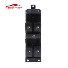 Auto Car Master Window Closer Panel Switch Control Window Roll Up closing Module for VW/Passat 98-04 B5/B5.5 /Jetta Golf MK4(China)