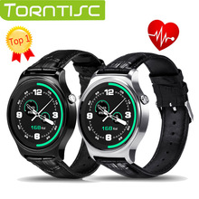 Torntisc New GW01 Bluetooth Smart Watch IPS Round Screen Life Waterproof Sports smartWatch For apple huawei Android IOS Phones(China)