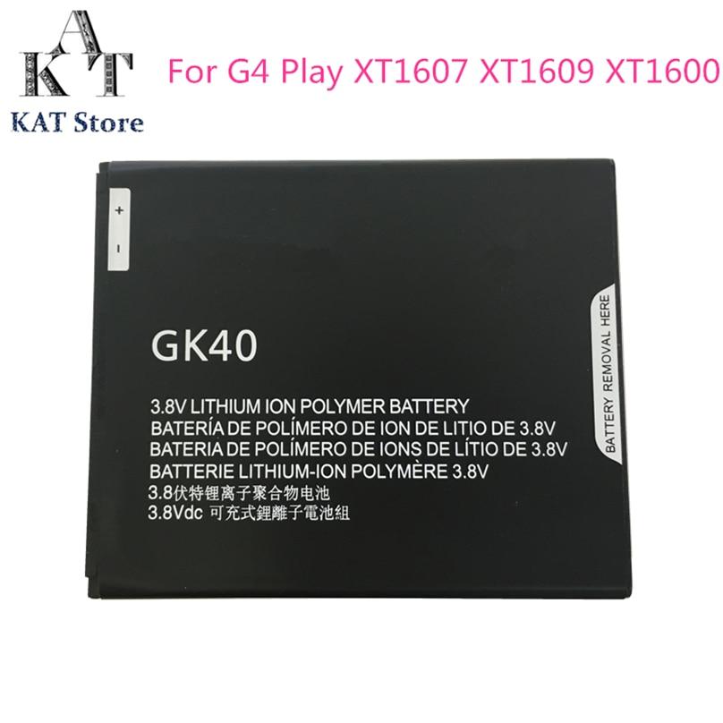 batería Original motorola moto g5 Dual SIM Li-ion xt1676 2800 mAh de gk40 Battery