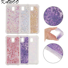 Buy J330 Bling Glitter Liquid Quicksand Shockproof Silicone Case Cover Samsung Galaxy J3 J5 J7 2017 J530 J730 EU Version for $2.65 in AliExpress store
