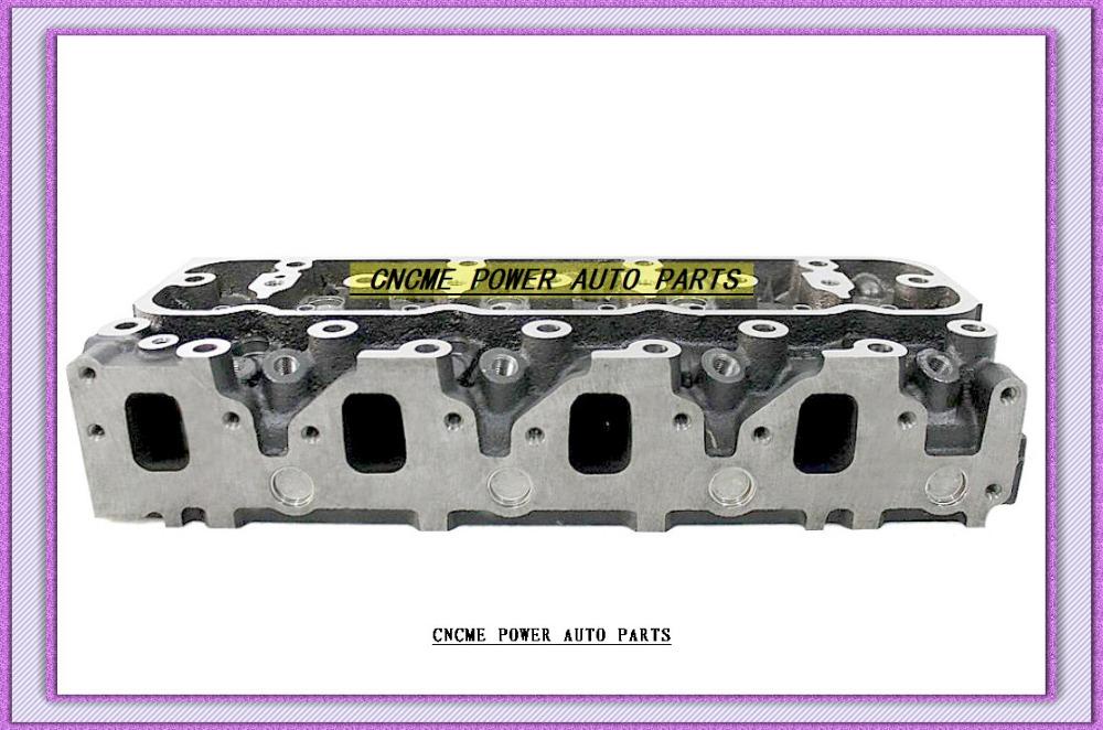 4JA1 2.5L Bare Cylinder Head 8-94125-352-6 8-94431-520-4 (1)