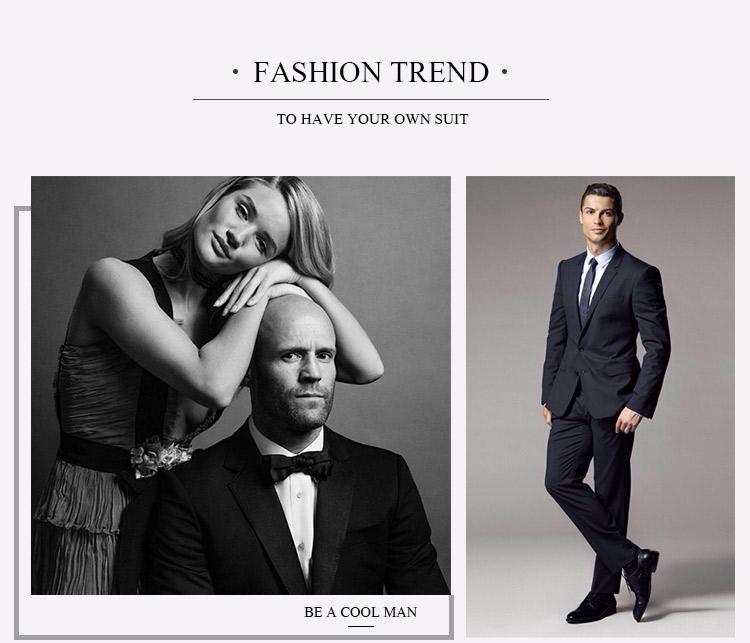 HTB1vmK7mwoQMeJjy0Fpq6ATxpXa3 - 2017 Men Business Suit Slim fit Classic Male Suits Blazers Luxury Suit Men Two Buttons 2 Pieces(Suit jacket+pants)