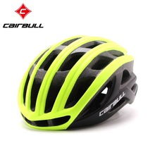 CAIRBULL Men Women 36 Air Vents Ultralight Cycling Helmet MTB Road Bicycle 4D Helemts Soft Safety Hat Capacete