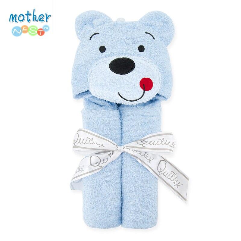 фото детское полотенце с капюшоном