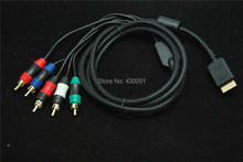 Audio Video Component Cable Cord For Sony PlayStation 3 PS3 Free Shipping