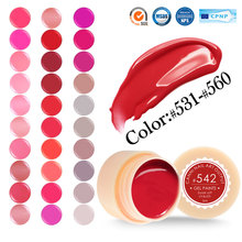 #50618 CANNI 141 Pure Fashion Colors Nail LED Gel 5ml Professional Soak off Color Paint Gel 531~560(China)