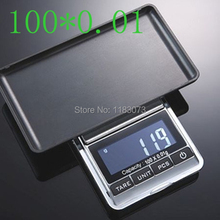 Buy 100g 0.01g LCD Digital Scale Mini Pocket Electronic Jewelry Gram Weighing Scales Diamonds Precision Weight Balance Retail Box for $9.94 in AliExpress store