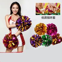 Rose All Star first single paragraph cheerleading pom poms Cheerlead(China)