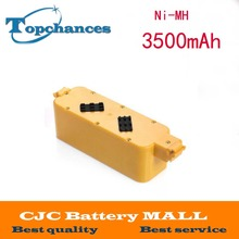 High Quality 14.4V 3500mAh Ni-MH Battery For iRobot Roomba 400 405 410 415 416 418 4000 4105