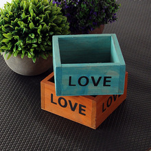 Mini Antique Wooden Table Sundries Container Cosmetics Jewelry Storage Box Wooden Jewelry Holder Storage Box Wood Crafts