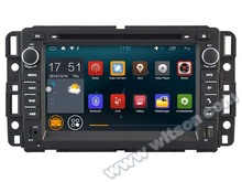 "7"" Quad Core Android 5.1.1 Special Car DVD for GMC Yukon 2007-2010 & Denali 2007-2010 & Acadia 2007-2010 & Sierra 2008-2010"