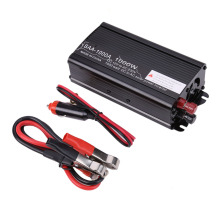 New 12V DC-230V AC Mini Off Grid Pure Sine Wave Inverter 1000W Car Solar Power Inverter Modified Conventer