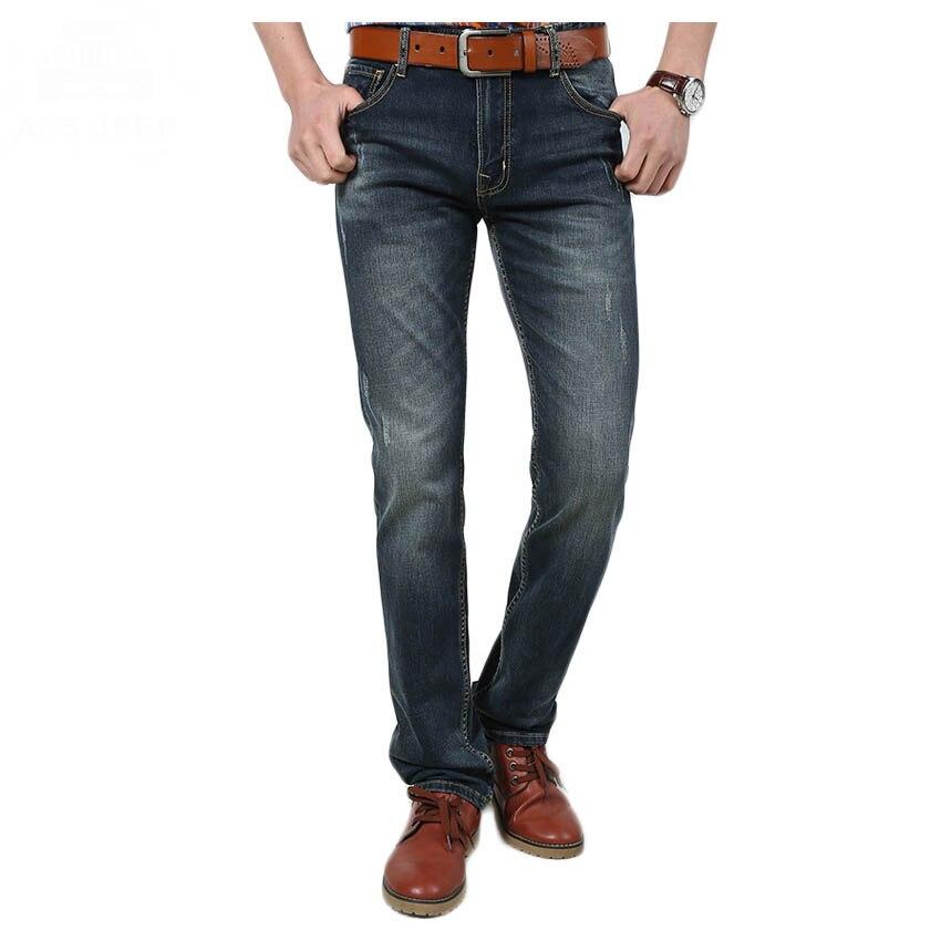 Free shipping Hot Men Stretch Mid Waist Mens Denim Pants Fashion Autumn Slim Fit Male Trousers Korean Skinny Jeans Man 60hfxÎäåæäà è àêñåññóàðû<br><br>
