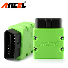 Ancel AN100 V1.5 ELM327 Bluetooth for Windows Android Phone Tablet Laptop Scan Tool OBD 2 OBD2 Scanner ELM 327 V 1.5 OBDII KW902(China)