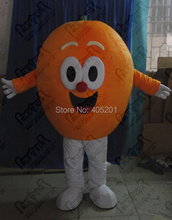 character Kumquat mascot costumes custom orange costumes fruit walking disguise