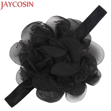 JAYCOSIN Multicolor Flower Mini Headbands girl hair accessories Girl headband hair band newborn floral headband(China)