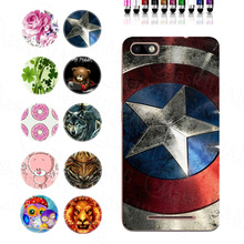 Cool Star Shield Printer Case for BQ BQS-5020 Strike TPU Back Cover + Free Stylus Pen