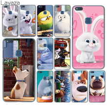 Lavaza The Secret Life of Pets Hard Cover Case for Huawei P10 P9 Lite Plus P8 P7 G7 Honor 8 Lite 7 6 4C 4X
