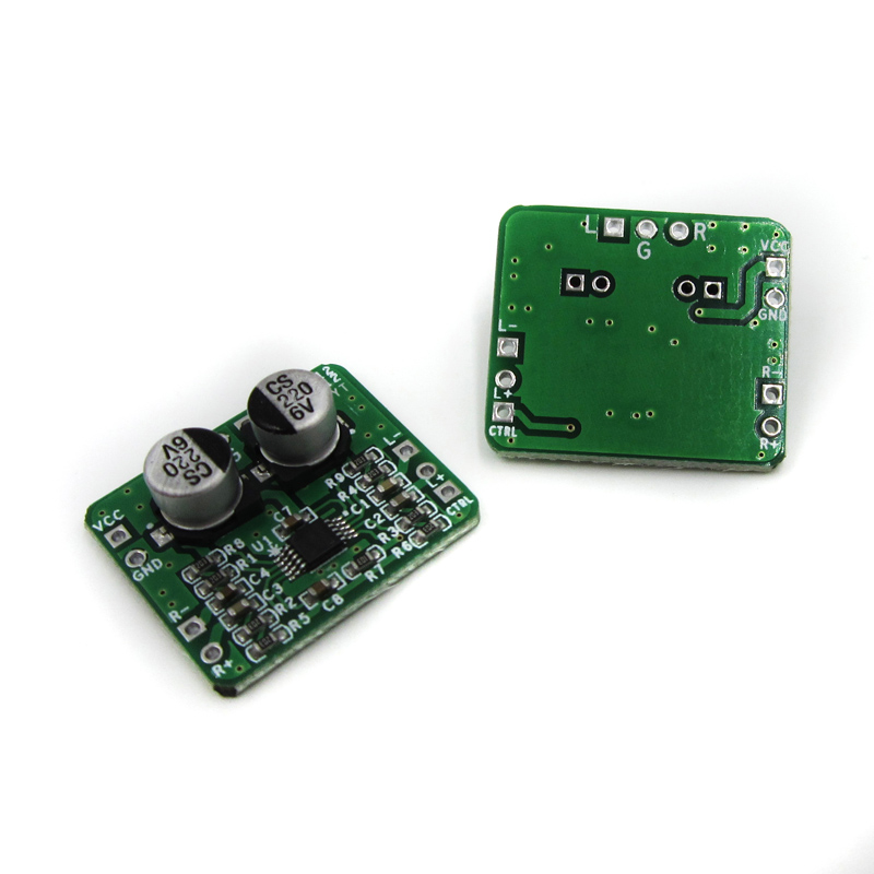 TPA6112 SGM4812 Differential-balanced 150mW Stereo Audio Amplifer HIFI Board