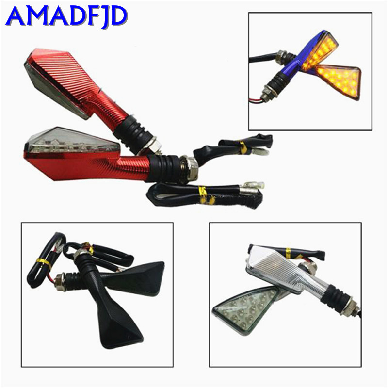 Motorcycle modified parts motorcycle modified lights converted steering lights motorcycle direction lights LED turn signals<br>